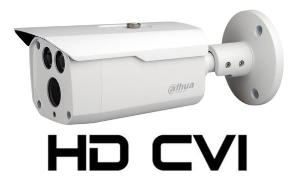 Camera de exterior HDCVI 4 Megapixeli DAHUA HAC-HFW2401D