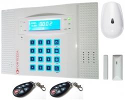 Alarma wireless FORTEZZA PRO GSM-M3D