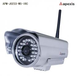 Camera IP wireless de exterior cu filtru IR-CUT Apexis APM-J0233