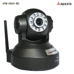 Camera IP wireless de interior mobila Apexis APM-H804-WS