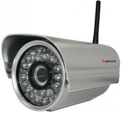 Camera IP wireless de exterior Apexis APM-J602-WS-IR