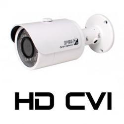 Camera de exterior HDCVI 1 Megapixel DAHUA HAC-HFW1100S