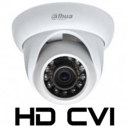 Camera de interior HDCVI 1 Megapixel DAHUA HAC-HDW1100S