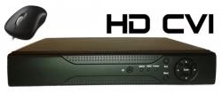 DVR HD 8 camere hdcvi FORTEZZA HCVR108H