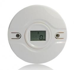 Detector wireless de monoxid de carbon (CO) Fortezza Pro CO_w03