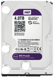 HARD DISK 4TB  WD Purple Surveillance