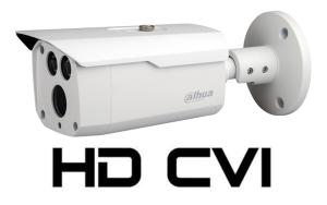 Camera de exterior HDCVI 4 Megapixeli DAHUA HAC-HFW1400D