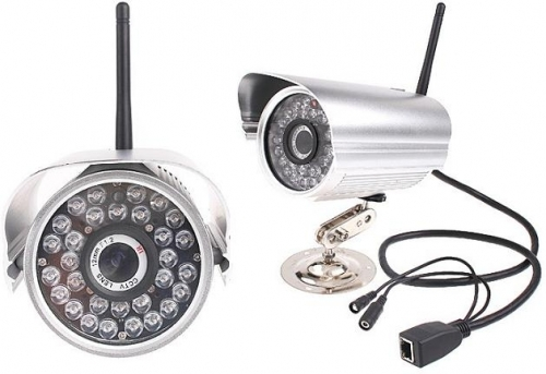 Camera IP wireless de exterior Apexis APM-J602-WS-IR-big