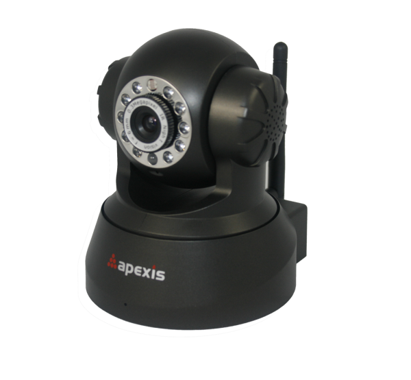 Camera IP wireless de interior mobila Apexis APM-J011-WS-big