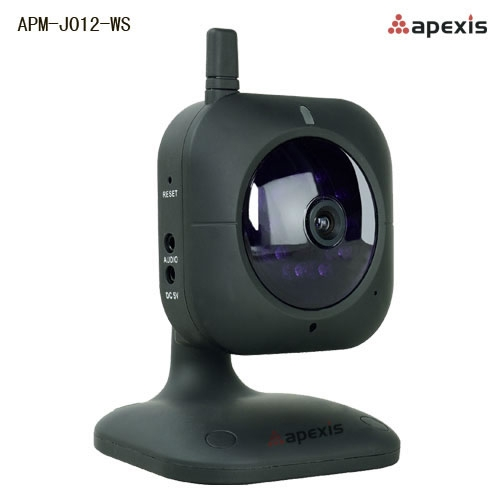 Camera IP wireless de interior fixa Apexis APM-J012-WS-big