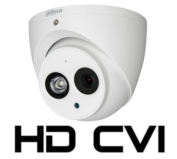 Camera de exterior HDCVI cu microfon 2 Mp DAHUA HAC-HDW1200EM-A-big