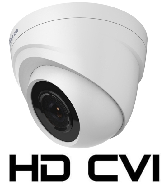Camera de interior HDCVI 1 Megapixel DAHUA HAC-HDW1000R-big