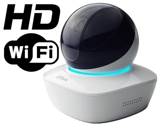 Camera rotativa IP 1.3 Megapixel WiFi DAHUA IPC-A15-big