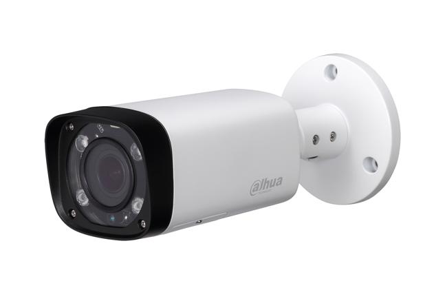 Camera de exterior HDCVI 4 Megapixeli DAHUA HAC-HFW1400R-VF-IRE6, varifocala-big