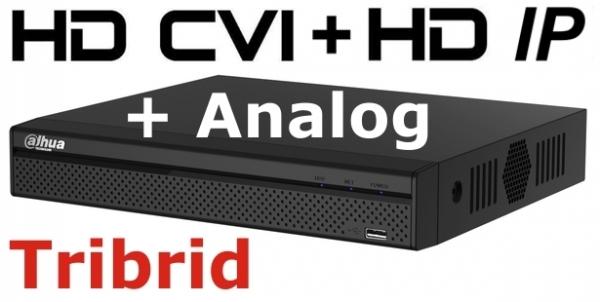 DVR HD tribrid 16 camere hdcvi DAHUA HCVR4116HS-S2-big
