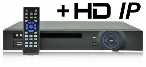 DVR Hybrid Full WD1 16 camere DAHUA DVR5116H-big