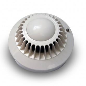 Detector fum pe cablu Fortezza Pro s03f-big