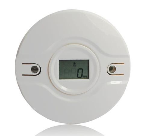Detector wireless de monoxid de carbon (CO) Fortezza Pro CO_w03-big