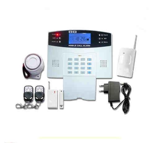 Alarma wireless GSM FORTEZZA GSM-M2D-big