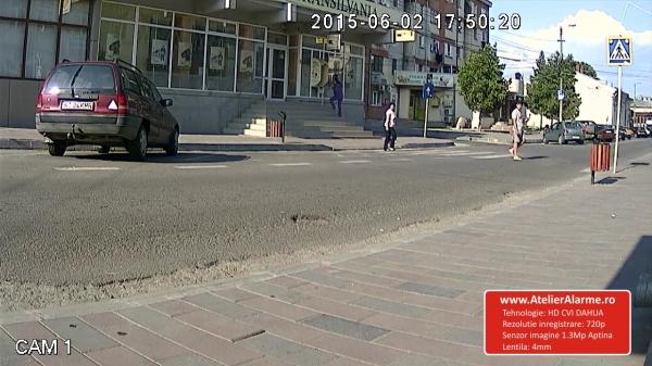 Camera de exterior HDCVI 1.3 Megapixel Fortezza HD-DE13A2LA3-big