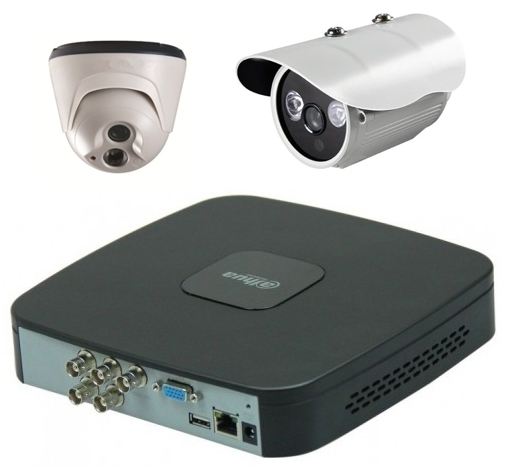 Kit supraveghere video exterior Pro vm02iA-big