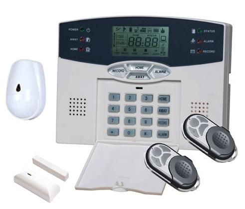 Alarma wireless FORTEZZA PRO TEL-P1D-big
