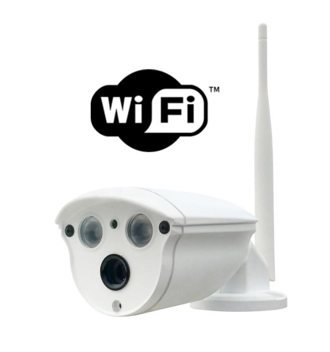 Camera de exterior IP 2 Megapixeli WiFi FORTEZZA IPC-P20e-big