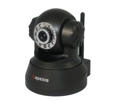 Camera IP wireless de interior mobila Apexis APM-J011-WS