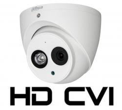 Camera de exterior HDCVI cu microfon 2 Mp DAHUA HAC-HDW1200EM-A