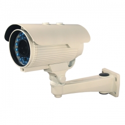 Camera video color de exterior AA-77HA