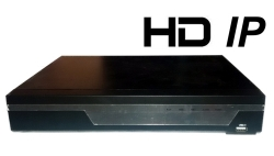 NVR HD 4 camere IP Fortezza NVR4004H