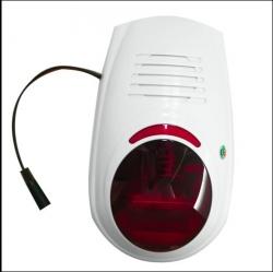 Sirena wireless exterior Fortezza hws01