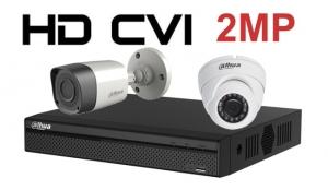 Kit DAHUA supraveghere HD exterior Pro vm02A_FHD 2Megapixeli